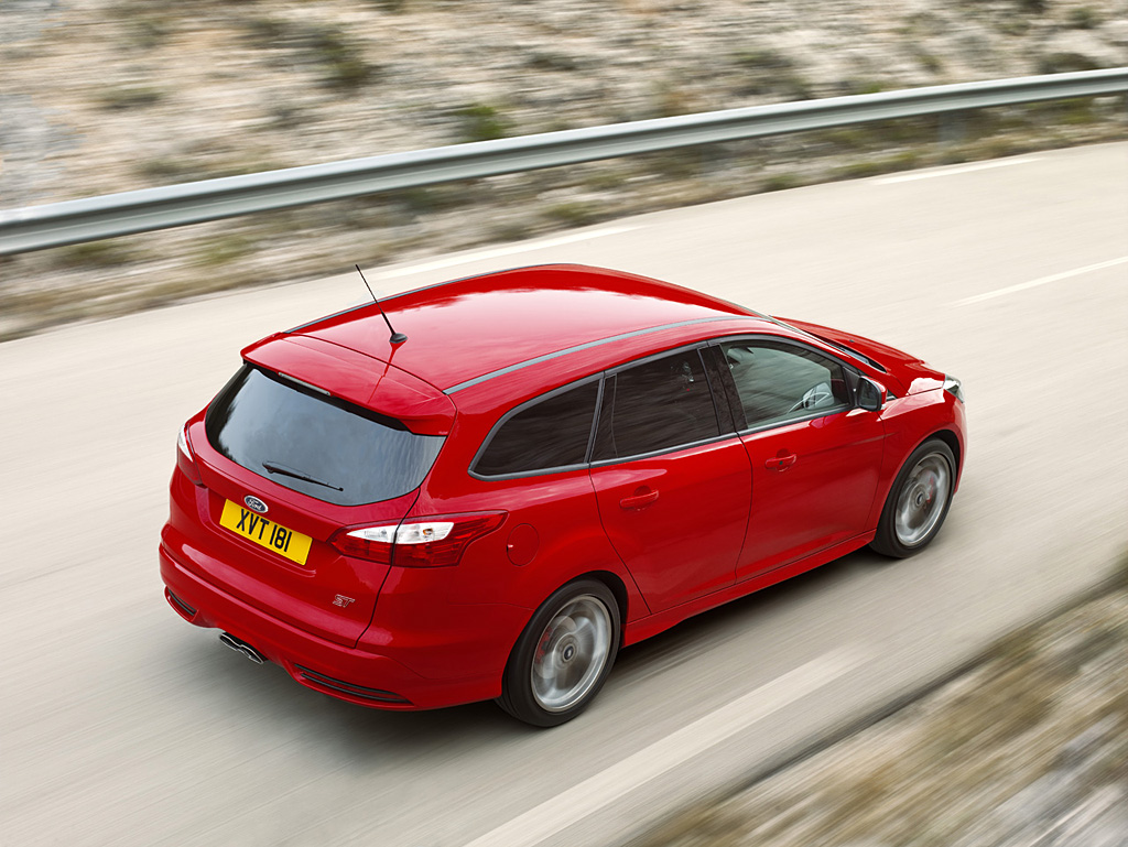 2012 Ford Focus St Wagon Supercars Net
