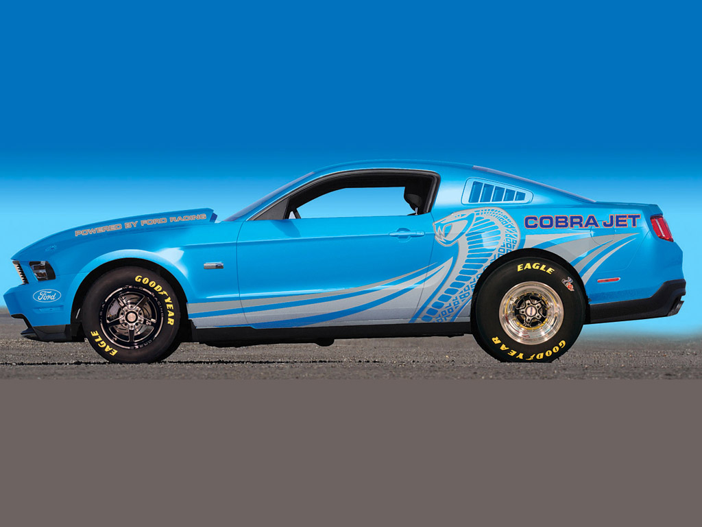 2012 ford mustang cobra jet ford supercars net
