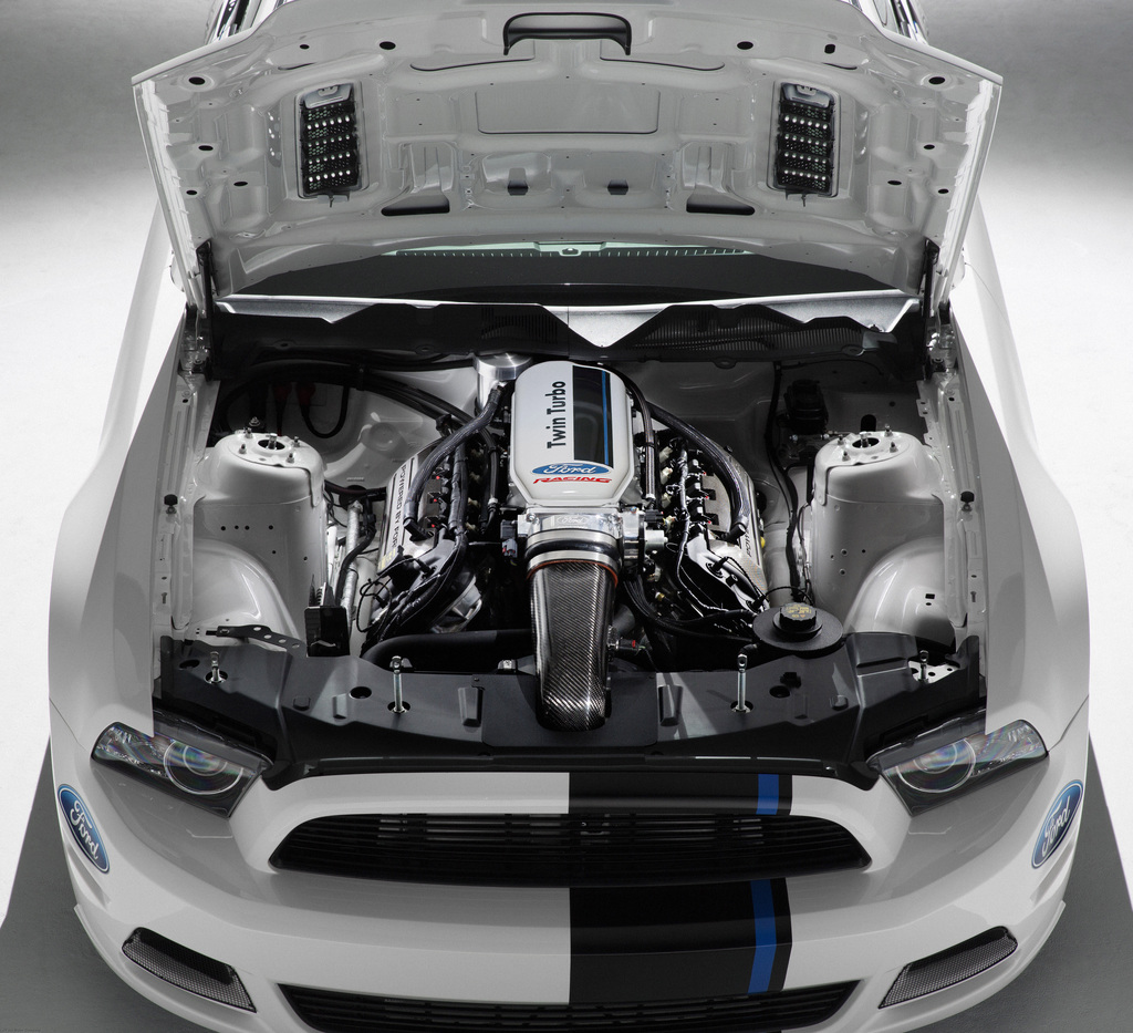 2012 Ford Mustang Cobra Jet TwinTurbo Concept  Ford  SuperCarsnet