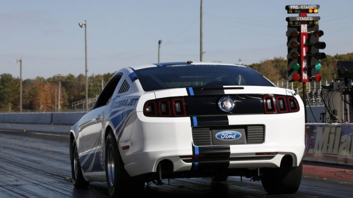 2012 Ford Mustang Cobra Jet Twin-Turbo Concept