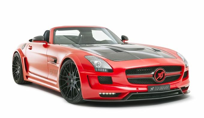 2012 Hamann Hawk Roadster