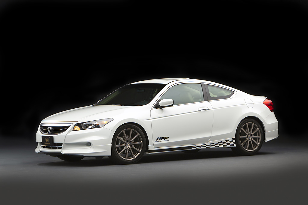 2012 Honda Accord Coupe V6 Hfp Concept Supercars Net