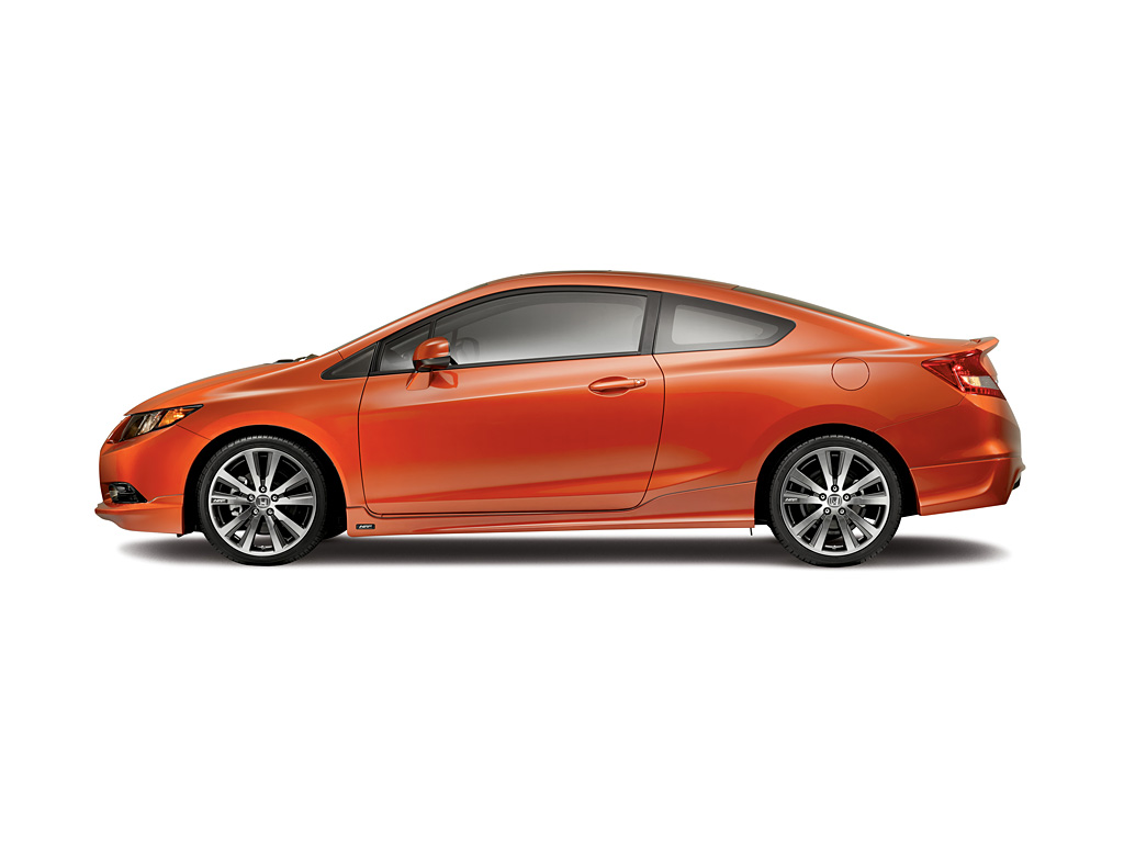 2012 Honda Civic Si Coupe HFP