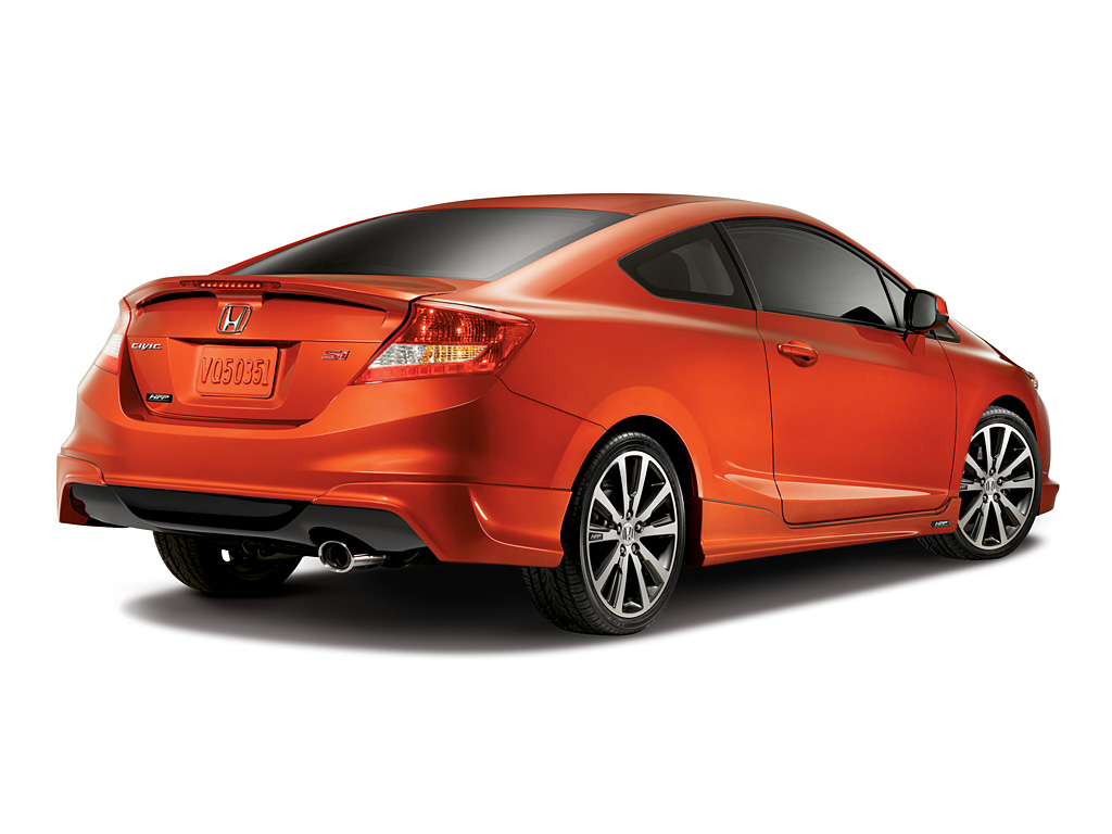 2012 Honda Civic Si Coupe HFP  Review  SuperCarsnet