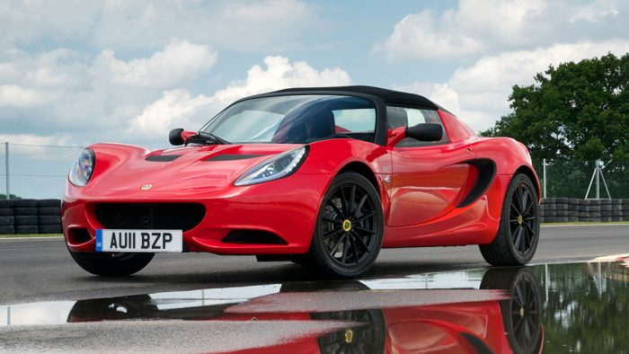 2012 Lotus Elise Club Racer