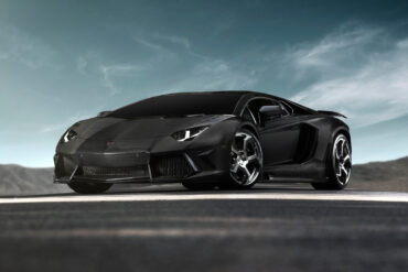 2012 Mansory Carbonado 'Black Diamond'