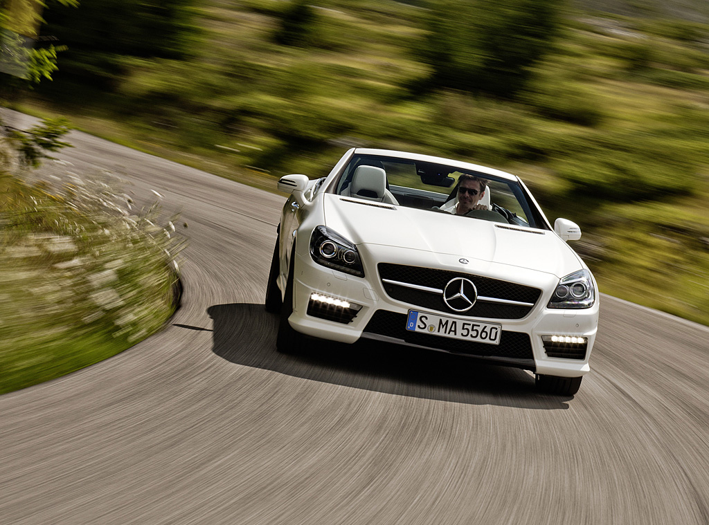2012 mercedes benz slk 55 amg review. Black Bedroom Furniture Sets. Home Design Ideas