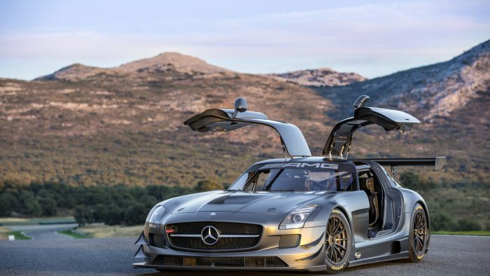 "2012 Mercedes-Benz SLS AMG GT3 ""45th Anniversary"""
