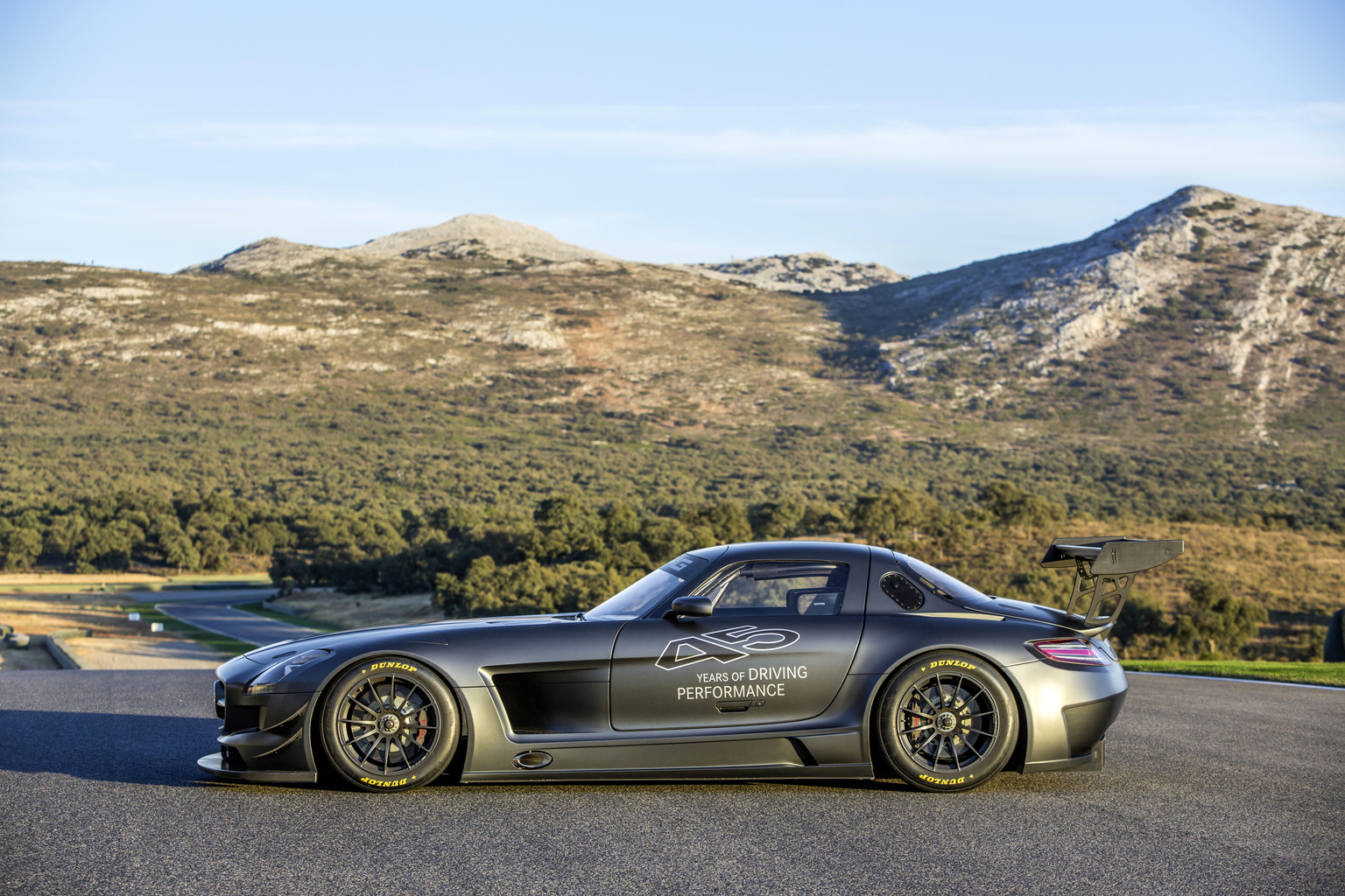 2012 mercedes benz sls amg gt3 45th anniversary review. Black Bedroom Furniture Sets. Home Design Ideas