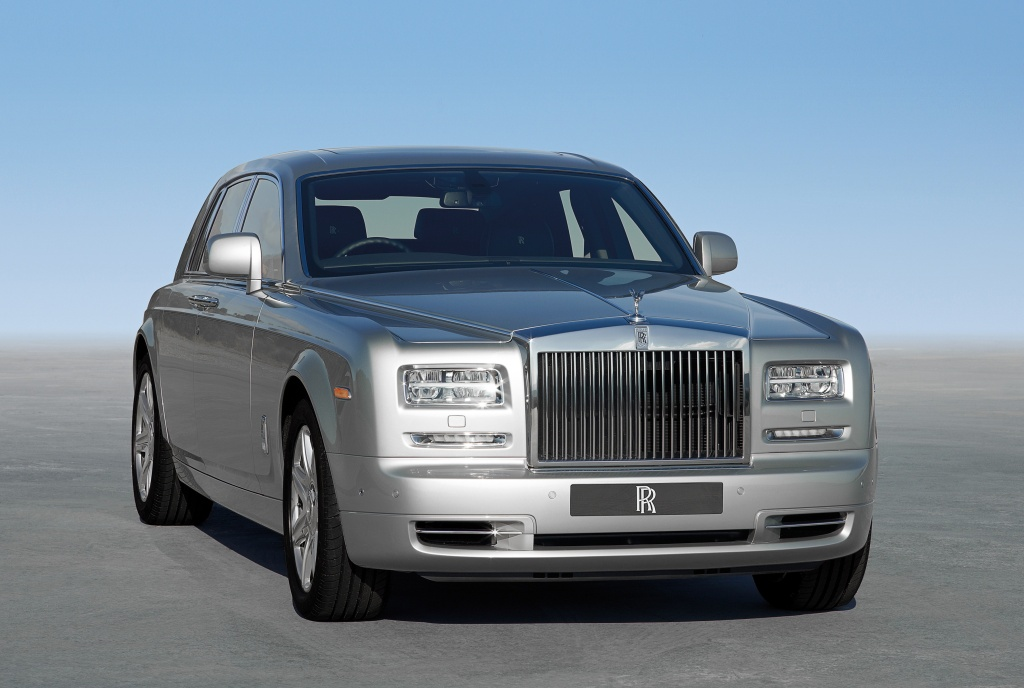 2012 Rolls-Royce Phantom Series II