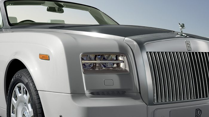 2012 Rolls-Royce Phantom Series II Drophead Coupé
