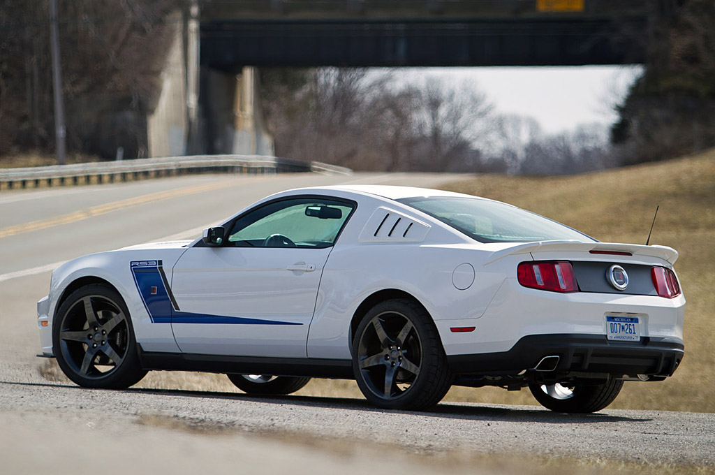 2012 Roush Mustang Stage 3