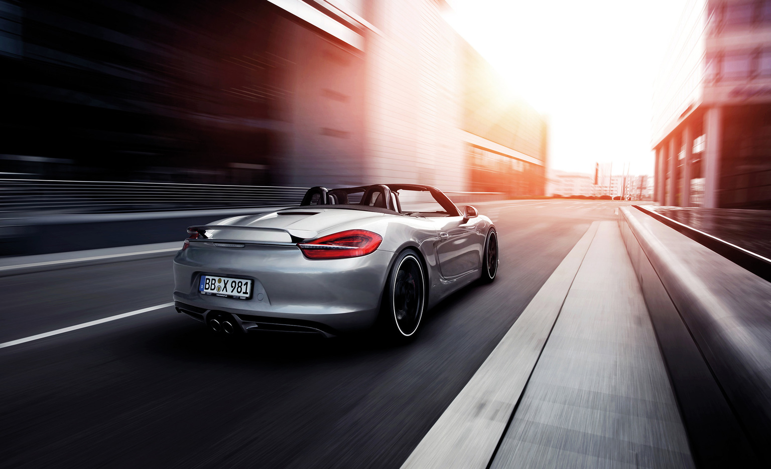 2012 TechArt Boxster