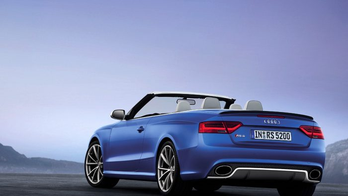 2013 Audi RS 5 Cabriolet