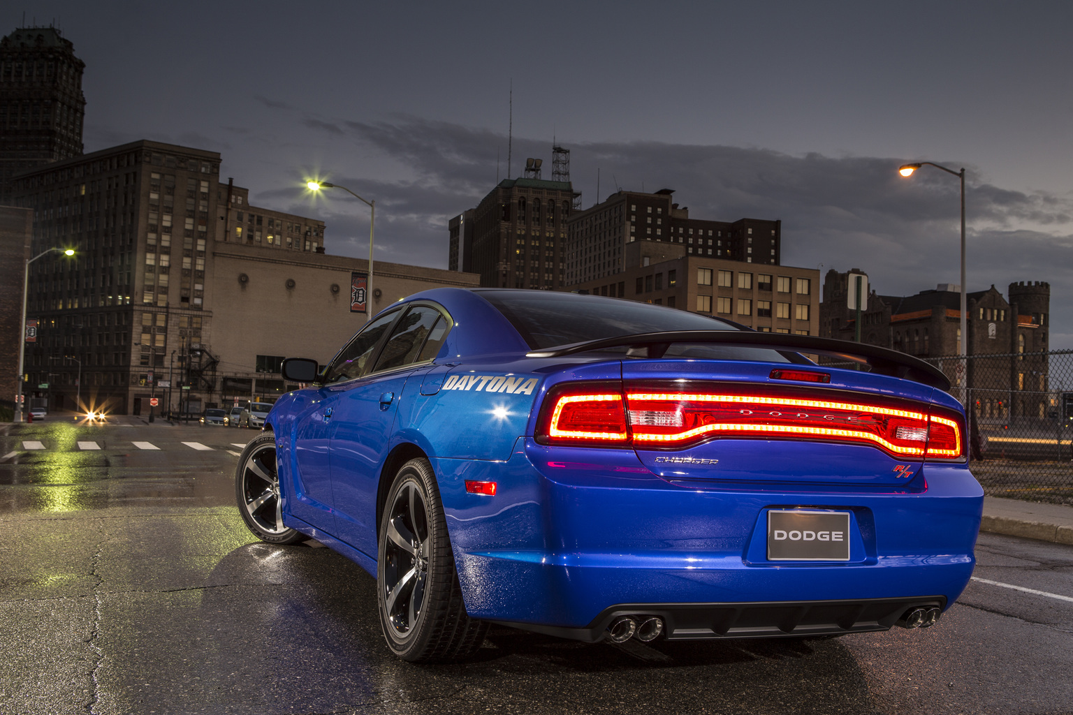 2013 Dodge Charger R/T Daytona