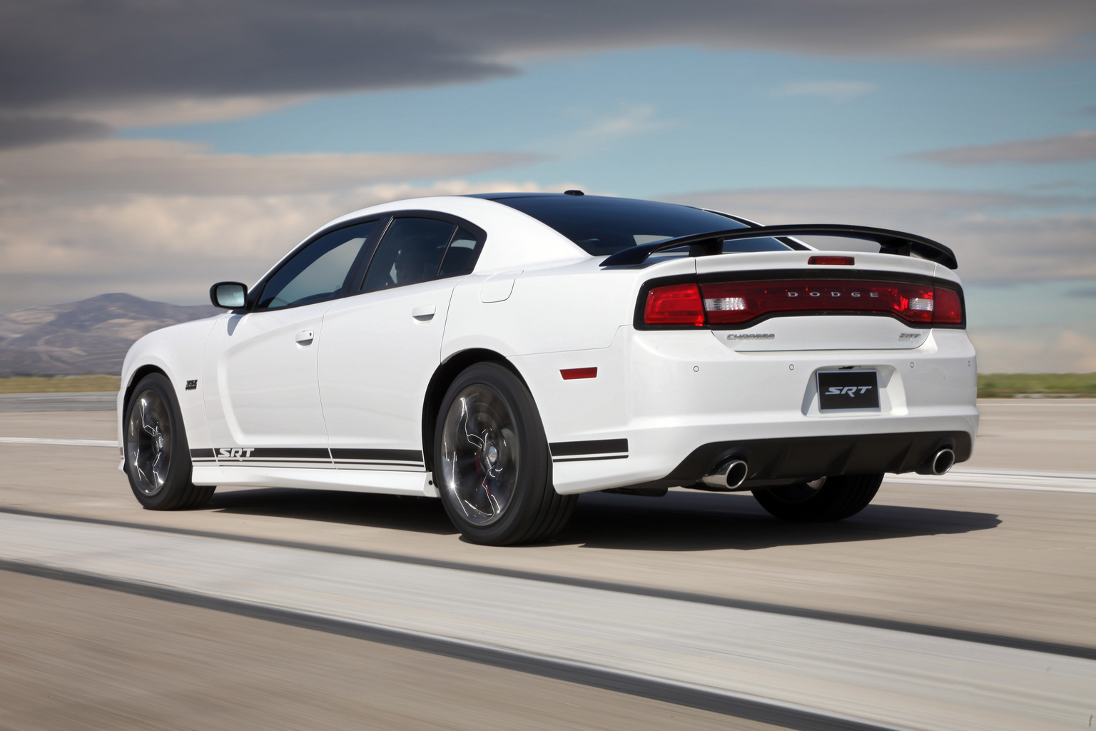2013 Dodge Charger SRT8 392 Appearance Package