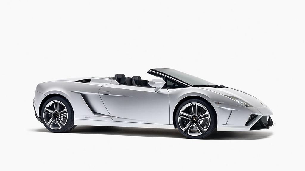 2013 Lamborghini Gallardo LP560 4 Spyder