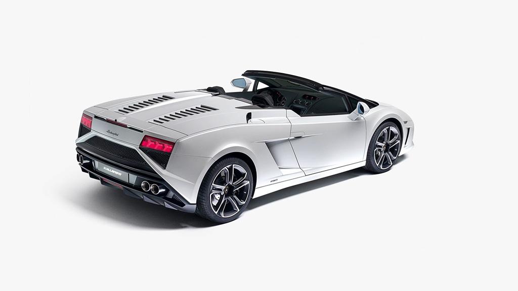 2013 Lamborghini Gallardo LP5604 Spyder  Lamborghini  SuperCarsnet