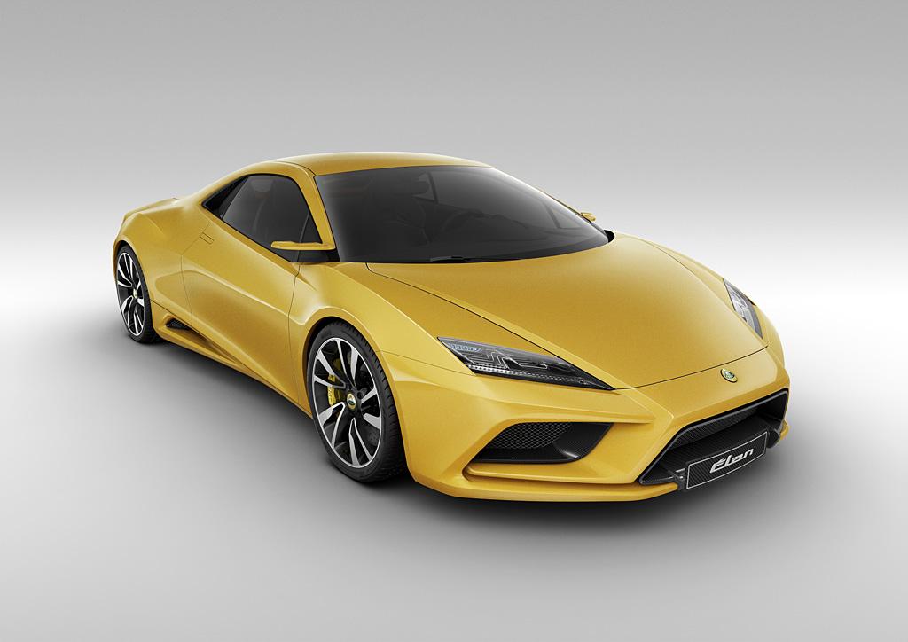 2013 Lotus Elan Prototype