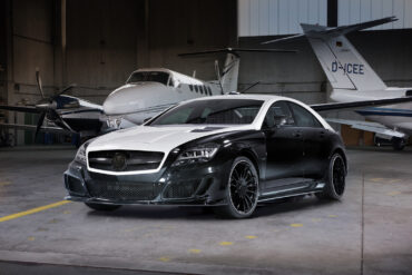2013 Mansory CLS 63 AMG