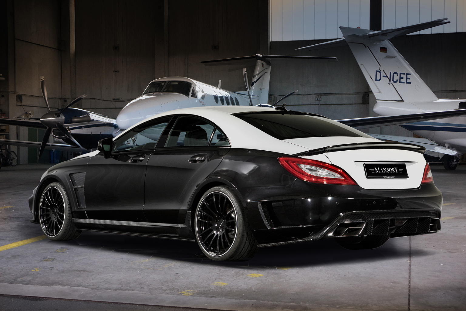 2013 Mansory Cls 63 Amg Mercedes Benz Supercars Net