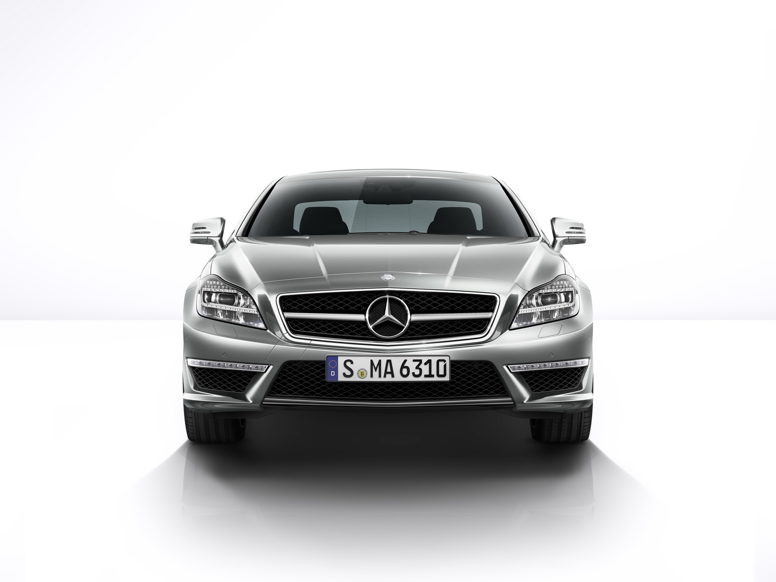 2013 Mercedes-Benz CLS 63 AMG 4MATIC