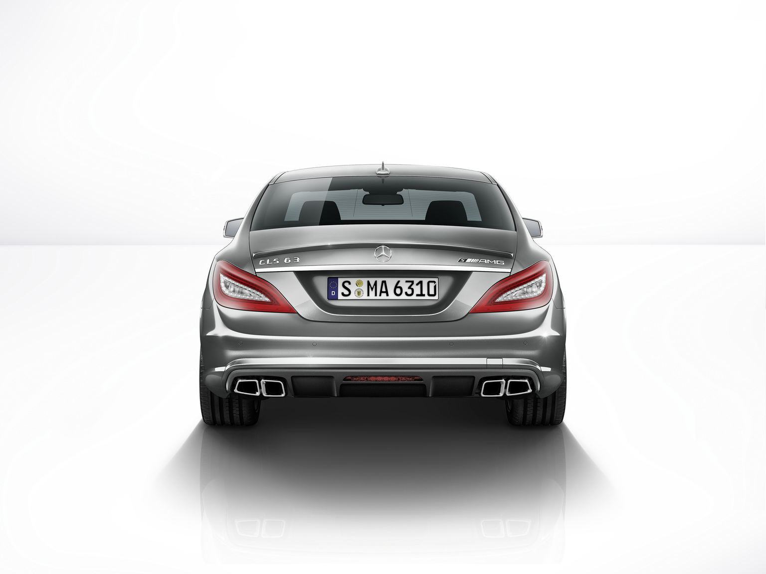 2013 Mercedes Benz Cls 63 Amg 4matic Review