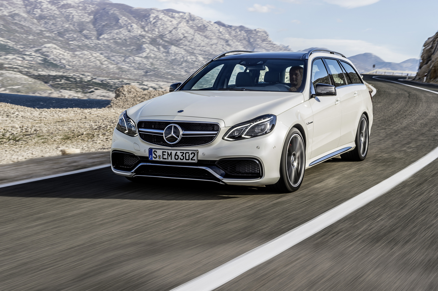 2013 Mercedes-Benz E 63 AMG Estate