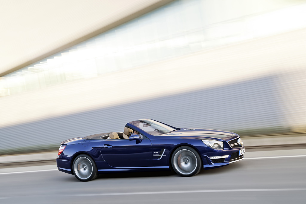 2013 Mercedes Benz Sl 65 Amg Review Supercars Net