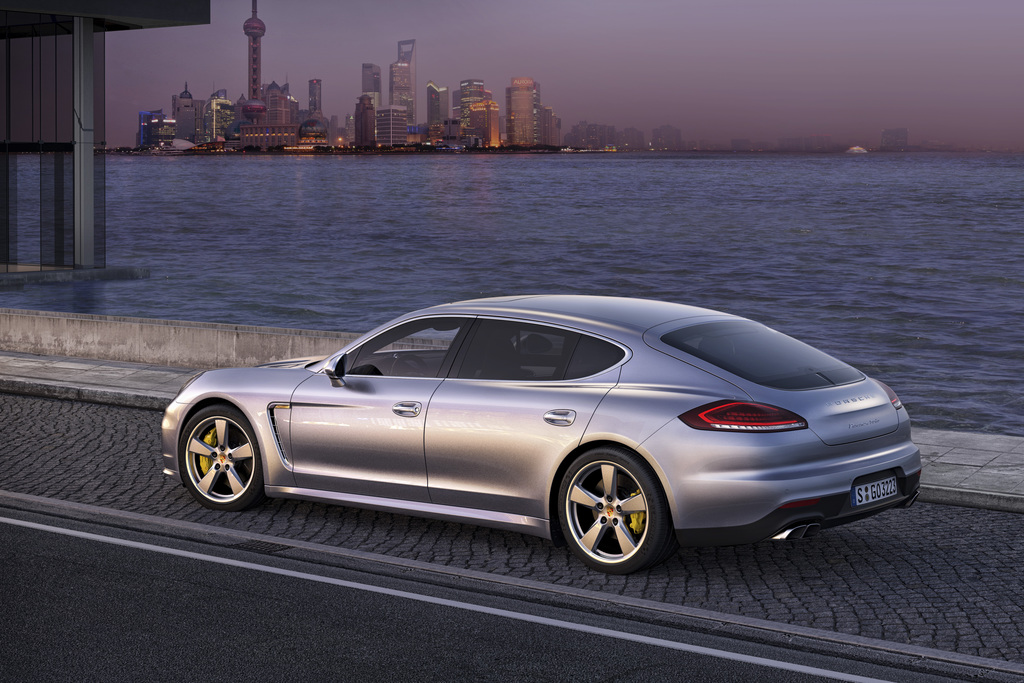 2013 Porsche Panamera Turbo Executive