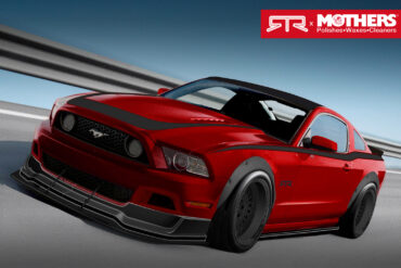 2013 RTR Mustang GT Coupe 5.0