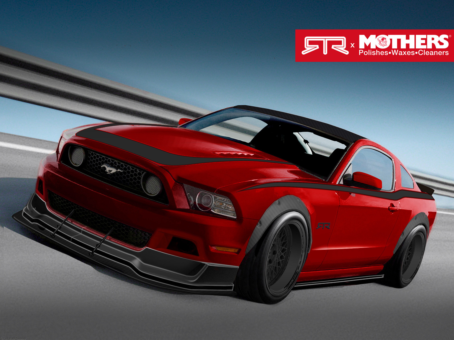 2013 rtr mustang gt coupe 5 0 ford. Black Bedroom Furniture Sets. Home Design Ideas