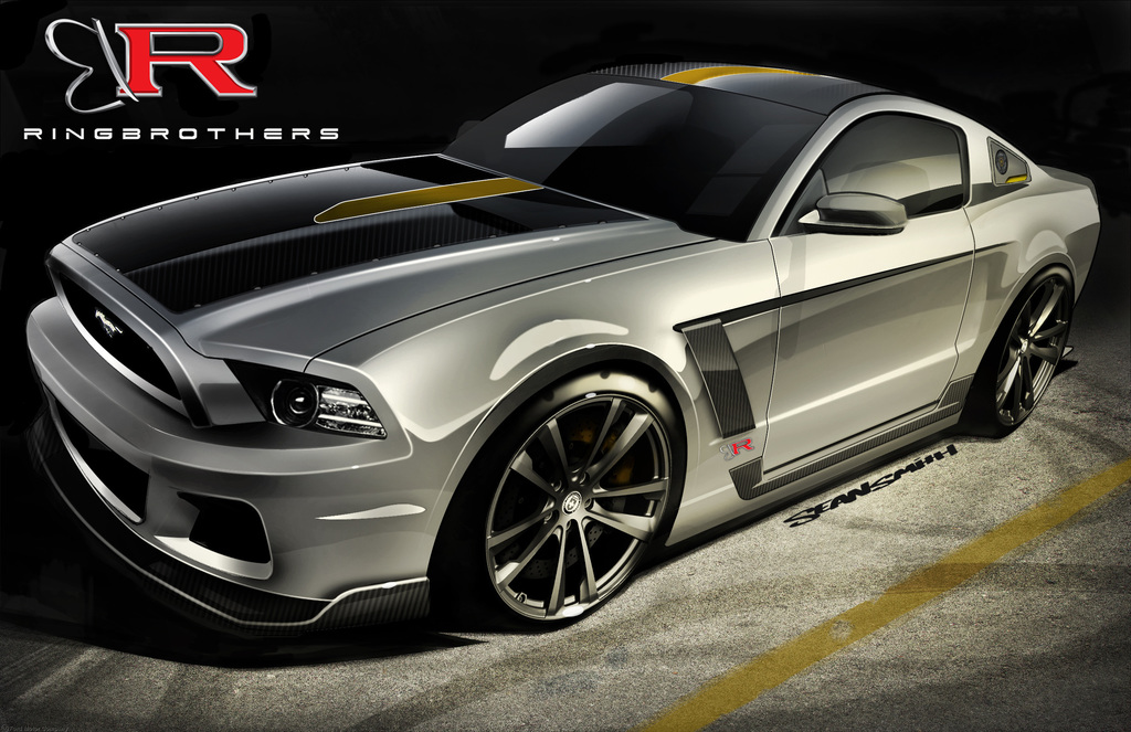 2013 Ring Brothers Mustang GT Coupe 5.0