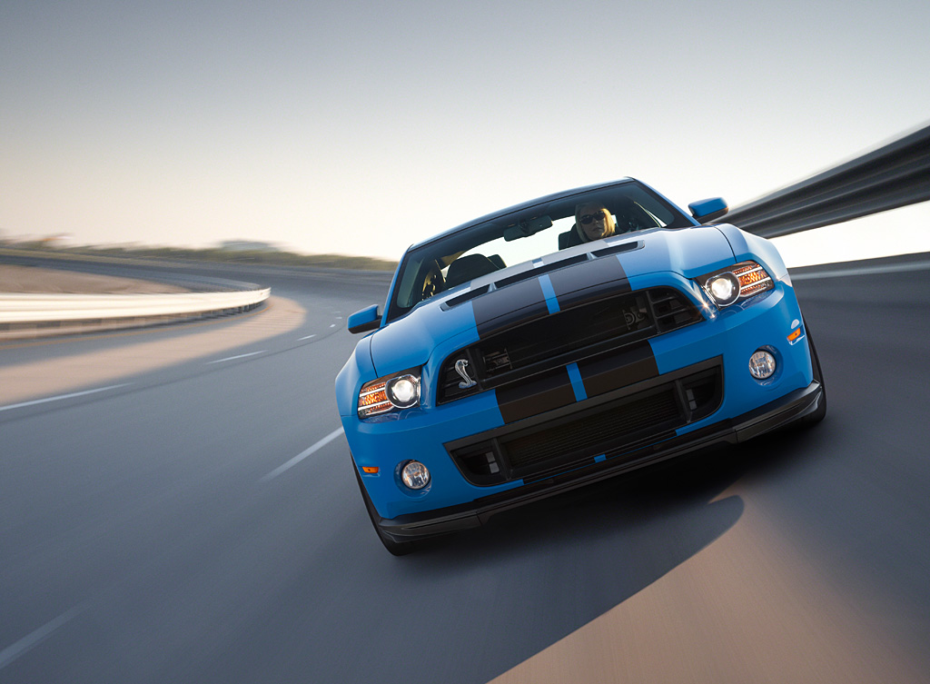 2013 Shelby GT500 Coupe