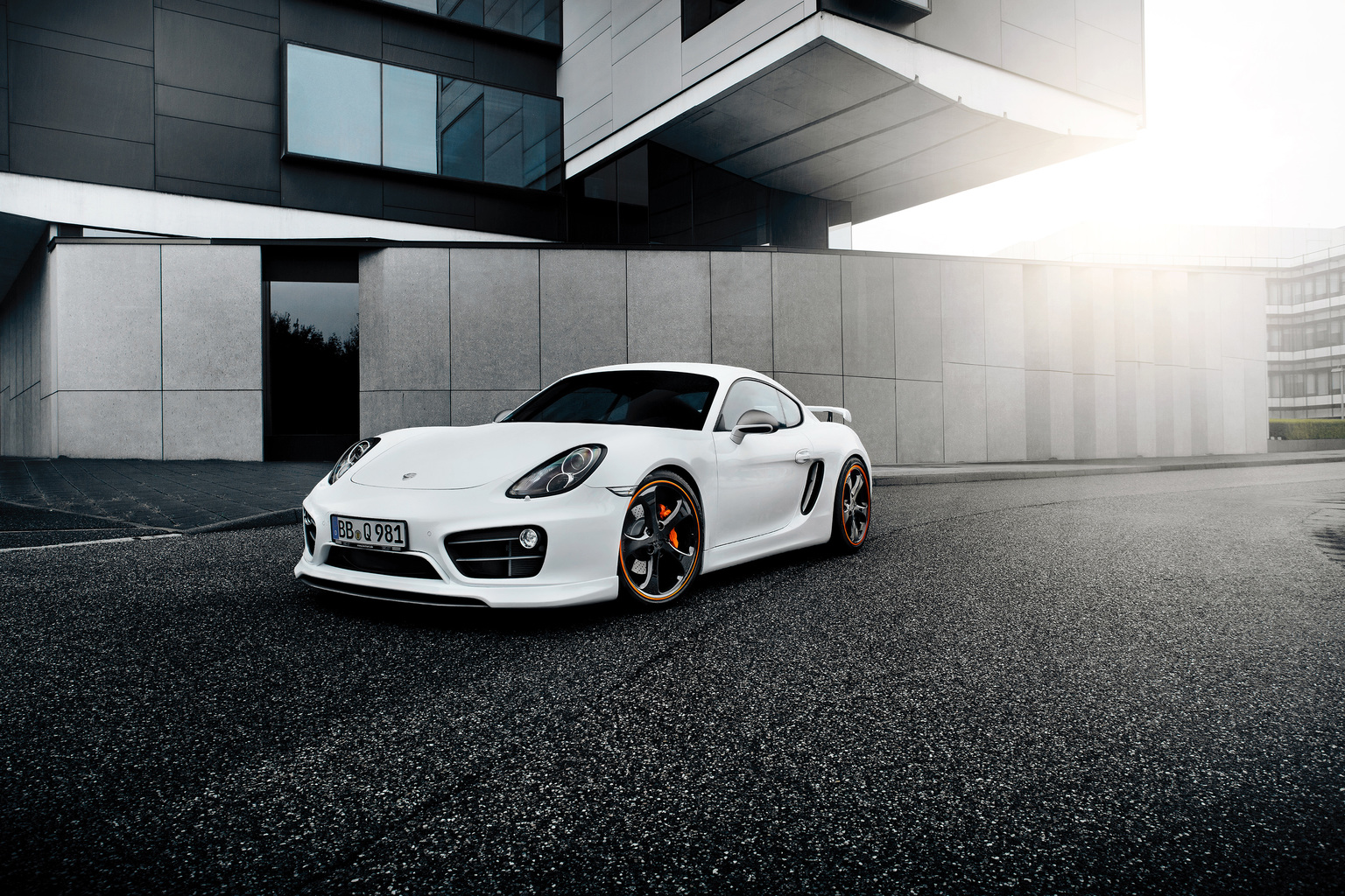 2013 TechArt Cayman