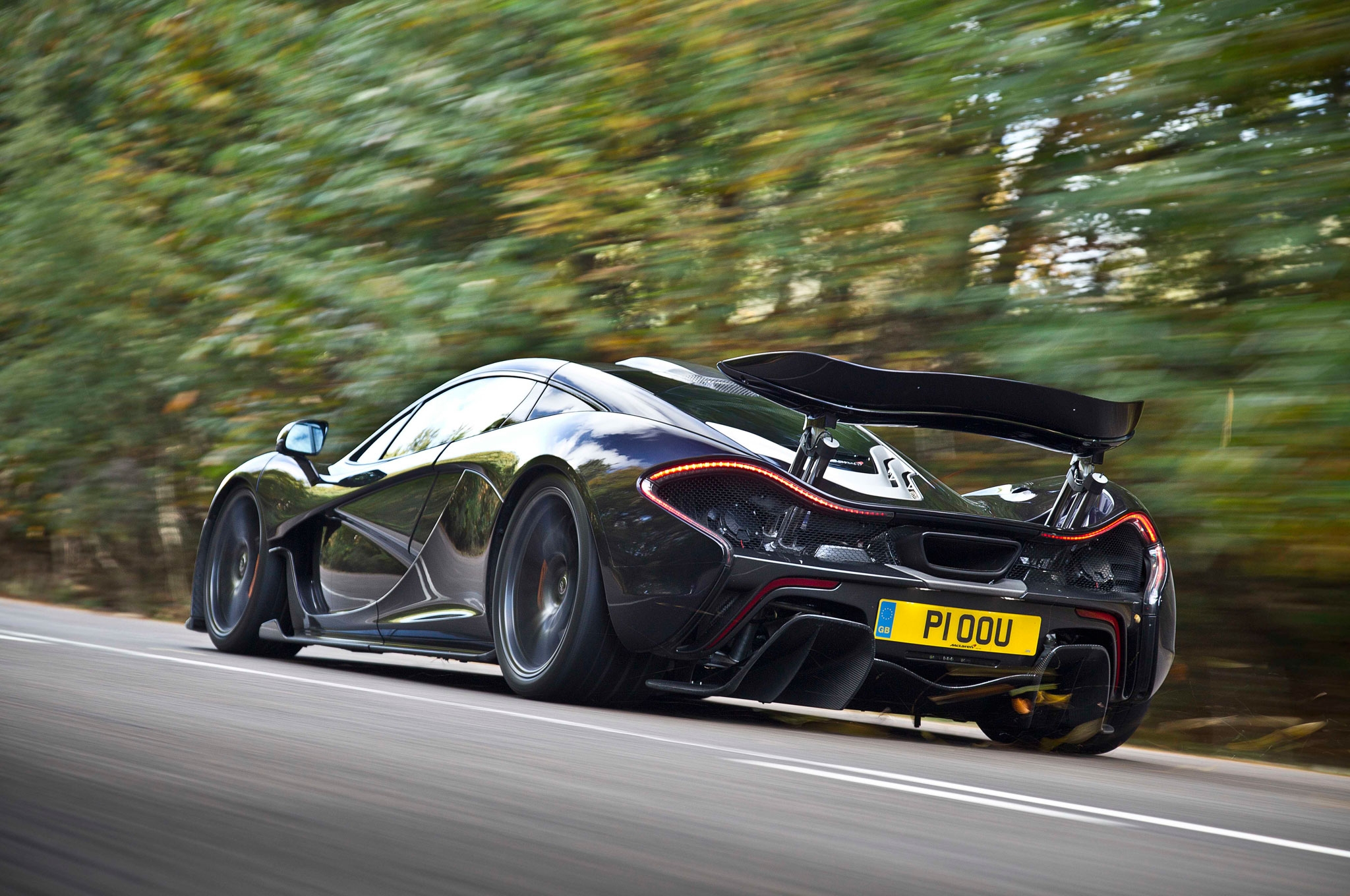 Top 50 Supercars Listed By 0 60 Mph Runs