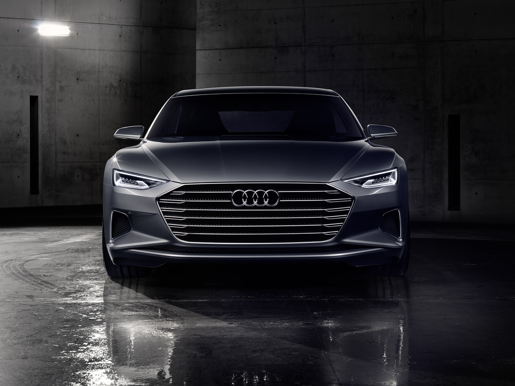 2014 Audi prologue