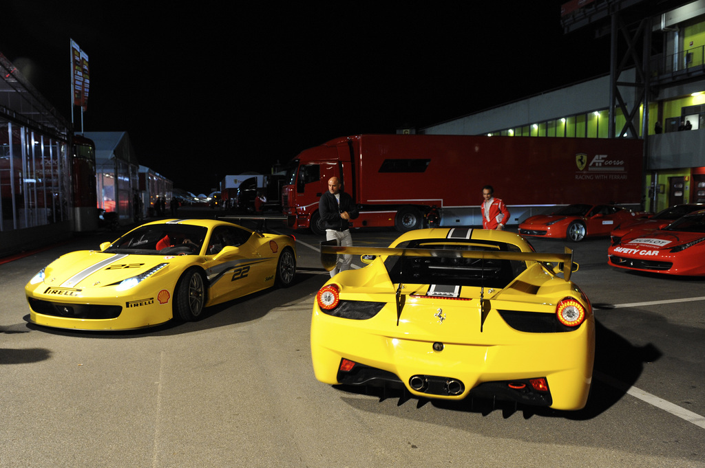 2014 ferrari 458 challenge evoluzione ferrari. Black Bedroom Furniture Sets. Home Design Ideas