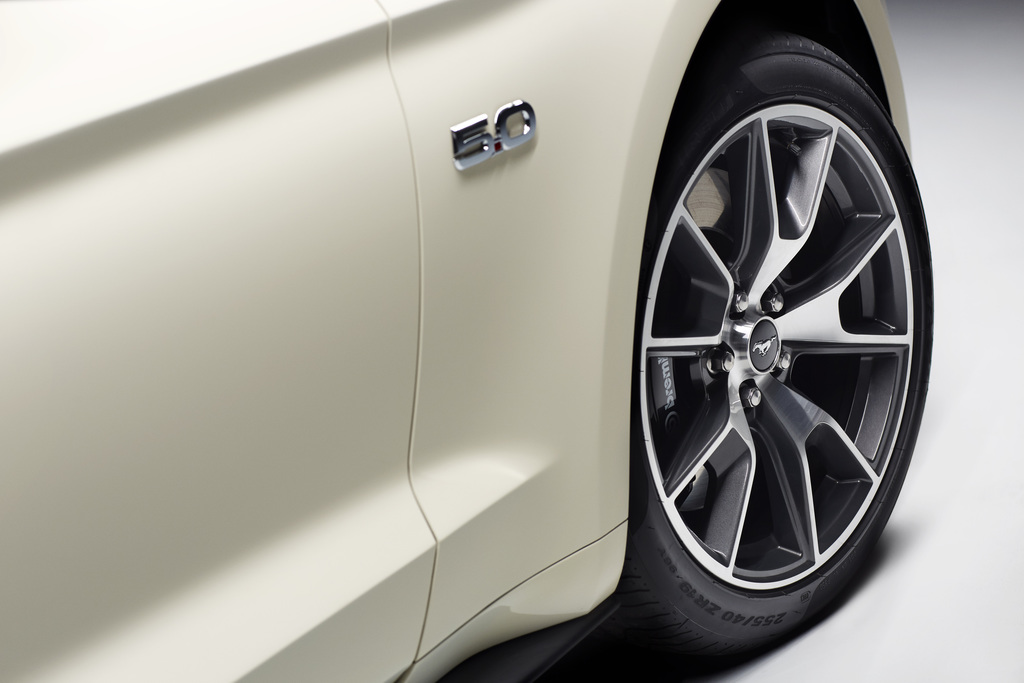 2014 Ford Mustang GT 50 Year Limited Edition