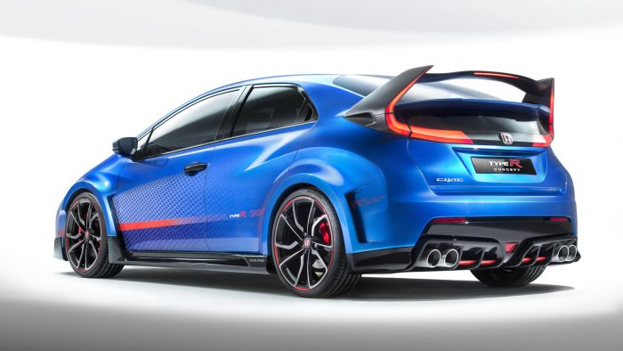 2014 Honda Civic Type R Concept II