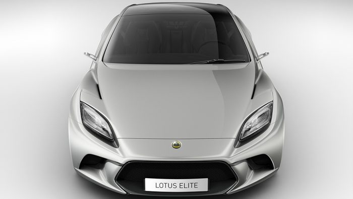 2014 Lotus Elite Prototype