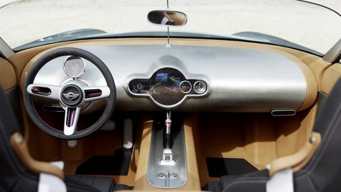 2014 MINI Superleggera Vision