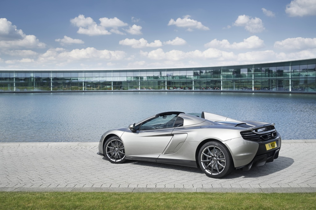 2014 Mso 650s Spider Review Supercars