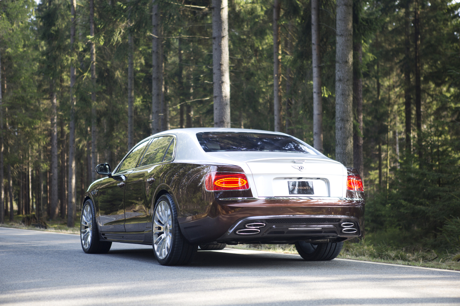2014 Mansory Flying Spur