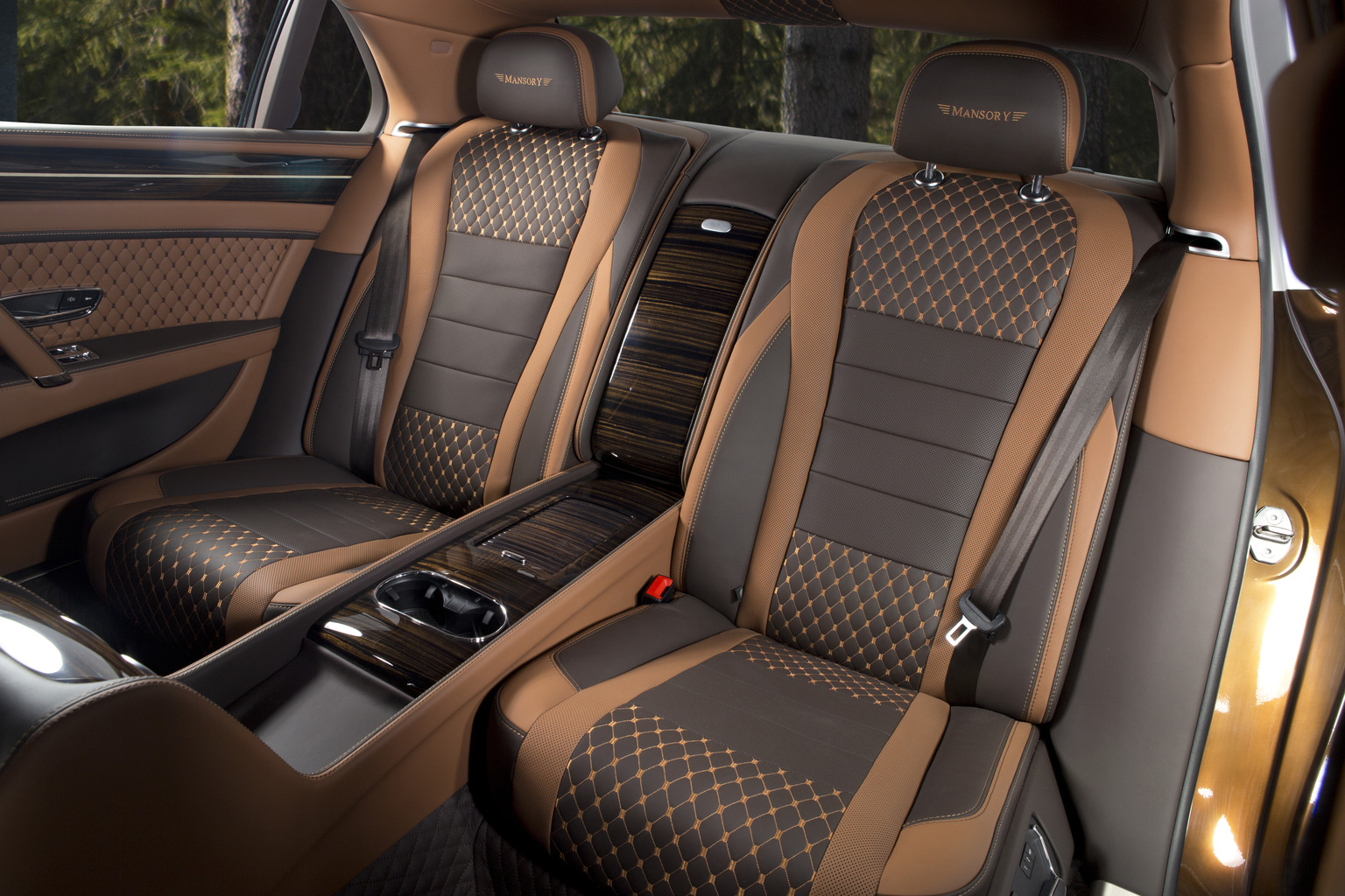 2014 Mansory Flying Spur Mansory Supercars Net