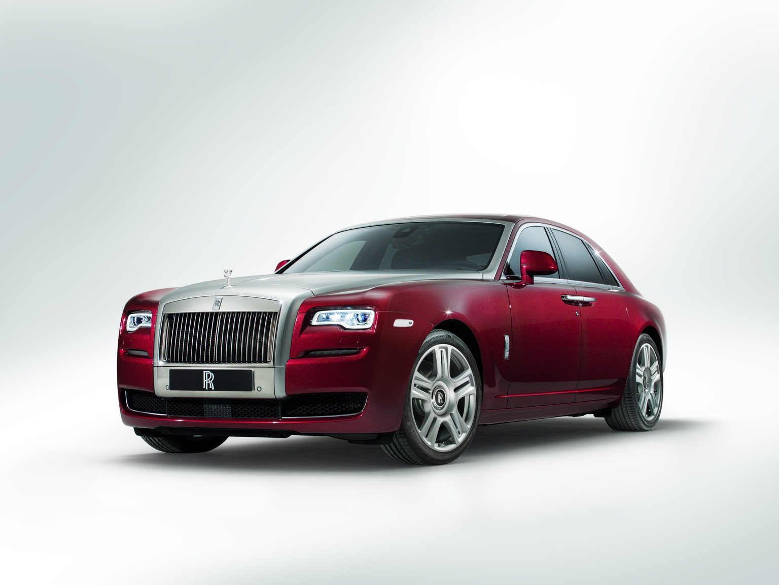 2014 Rolls-Royce Ghost Series II