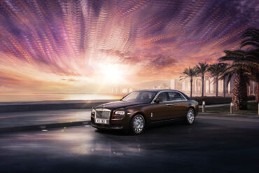 2014 Rolls-Royce Ghost Series II Extended Wheel Base