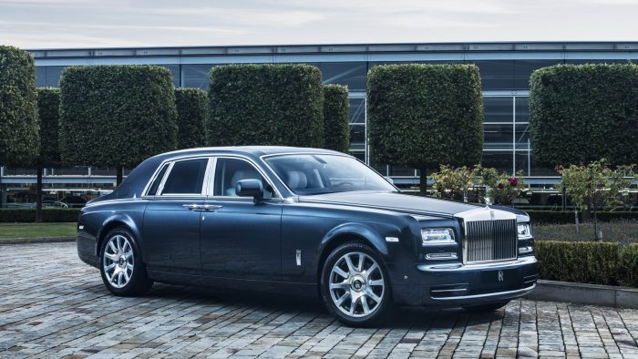 2014 Rolls-Royce Phantom Metropolitan Collection
