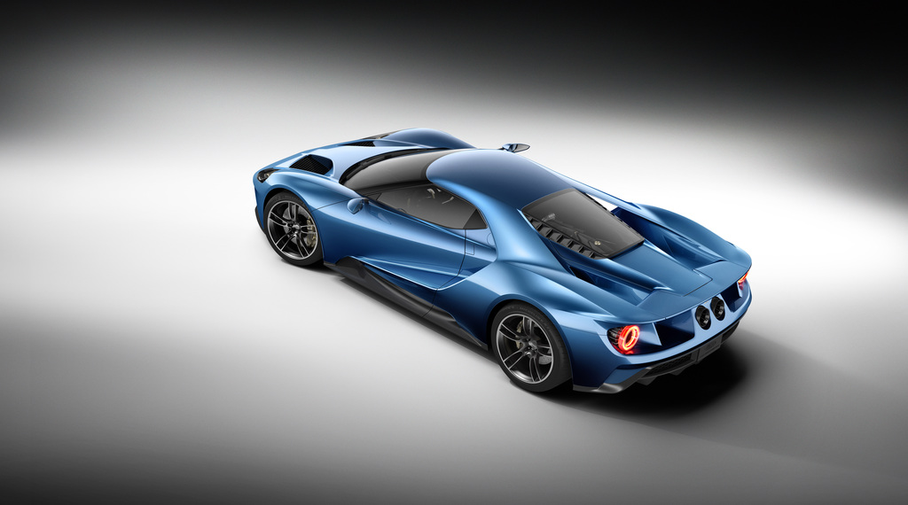 2015 Ford GT