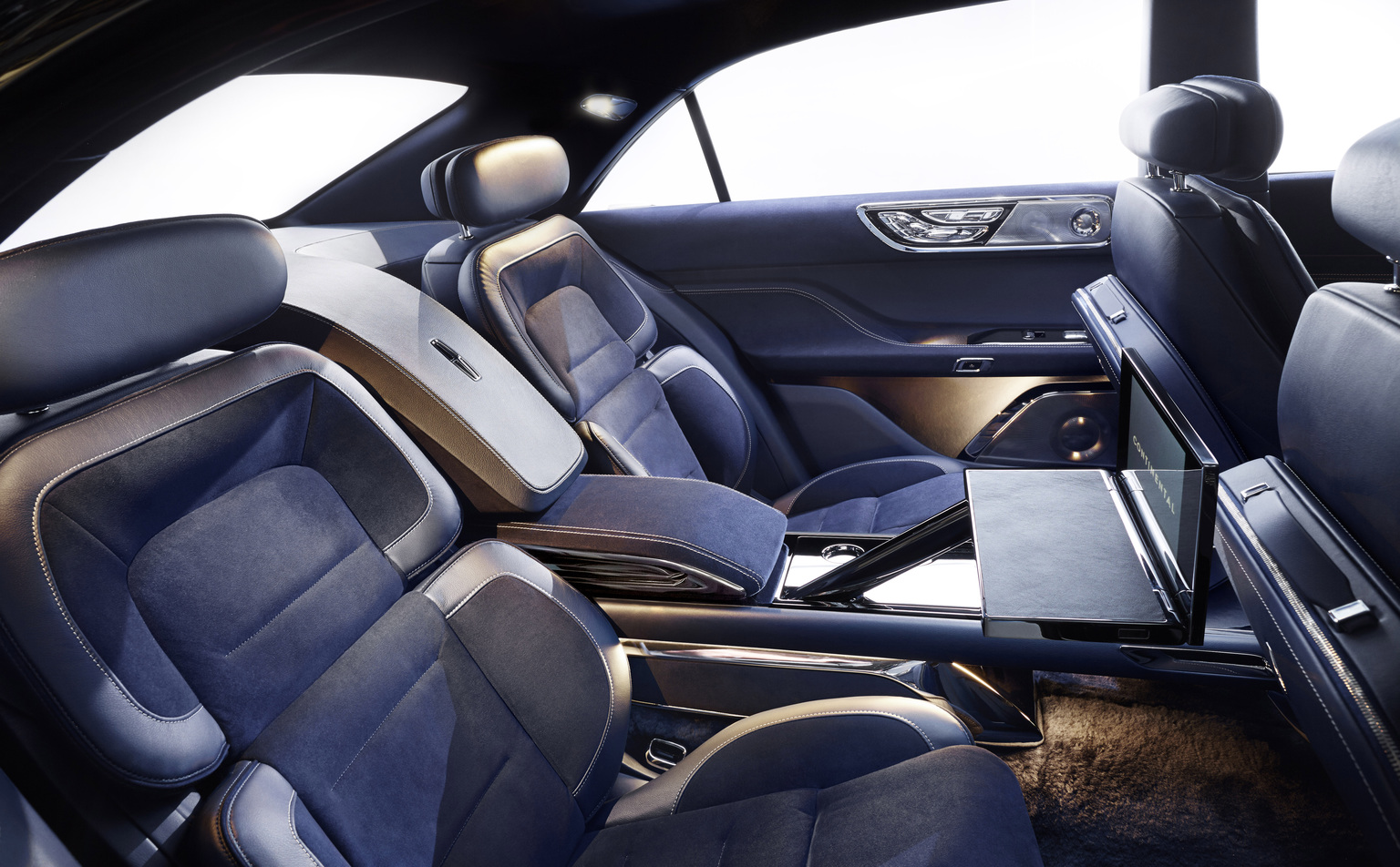 2015 Lincoln Continental Concept Gallery